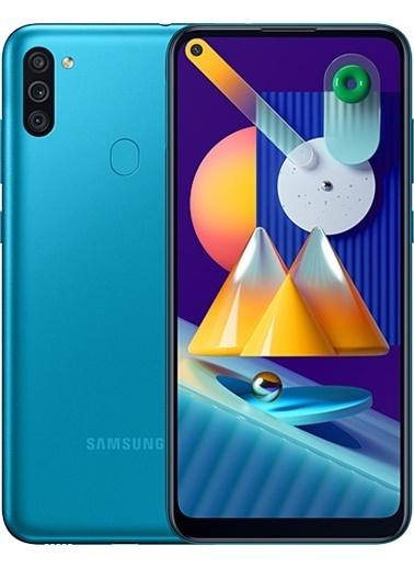 Samsung M115F Galaxy M11 32 GB Blue Mavi